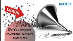 Importing data into Salesforce