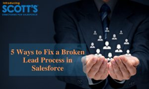 Managing Leads in Salesforce